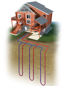 Geothermal Home Heating System, CT